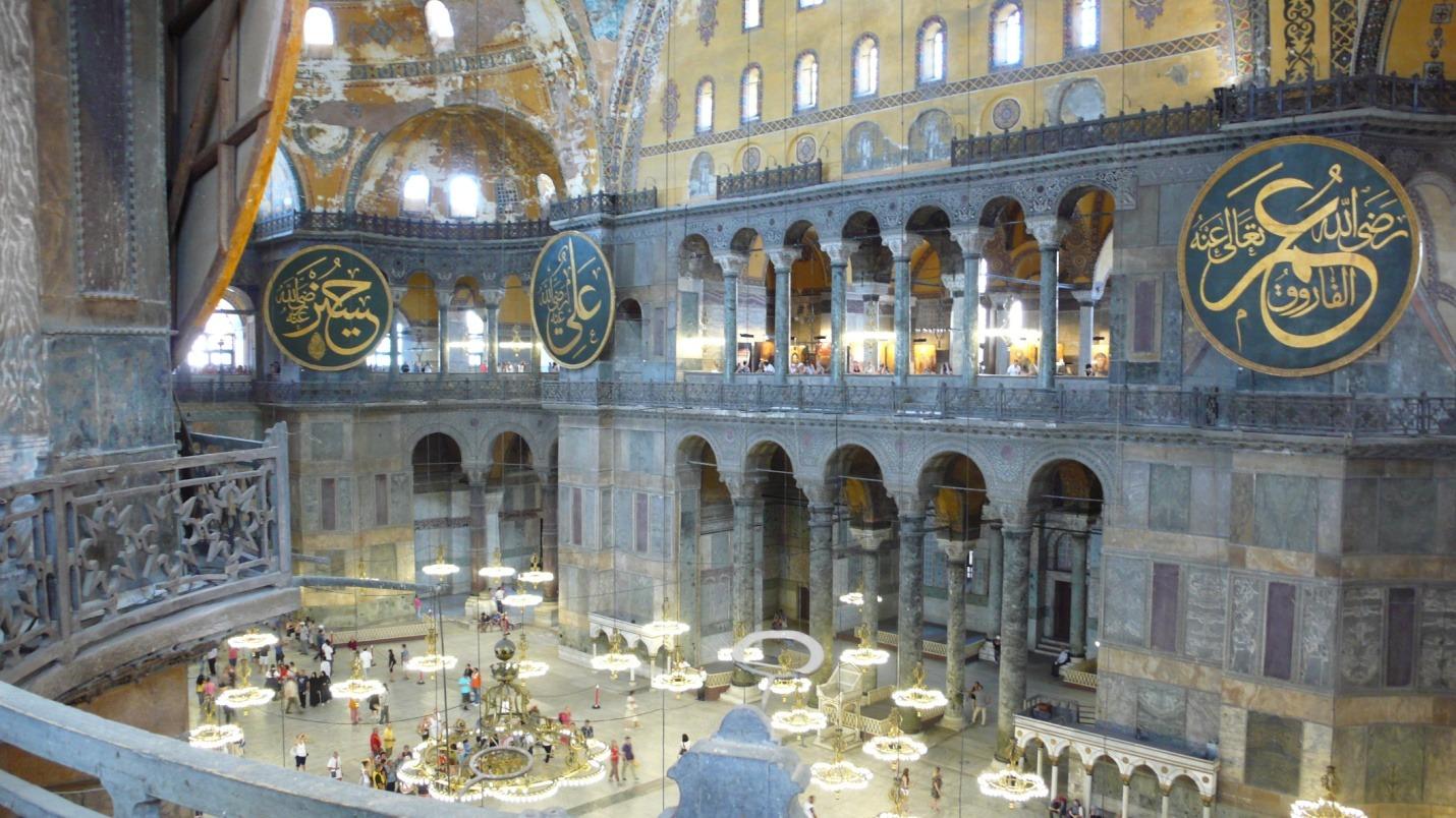Turcja - Stambuł cześć 1 - zdjęcia, atrakcje