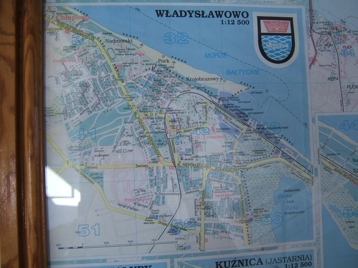 Półwysep Helski - Władysławowo- zdjęcia, atrakcje