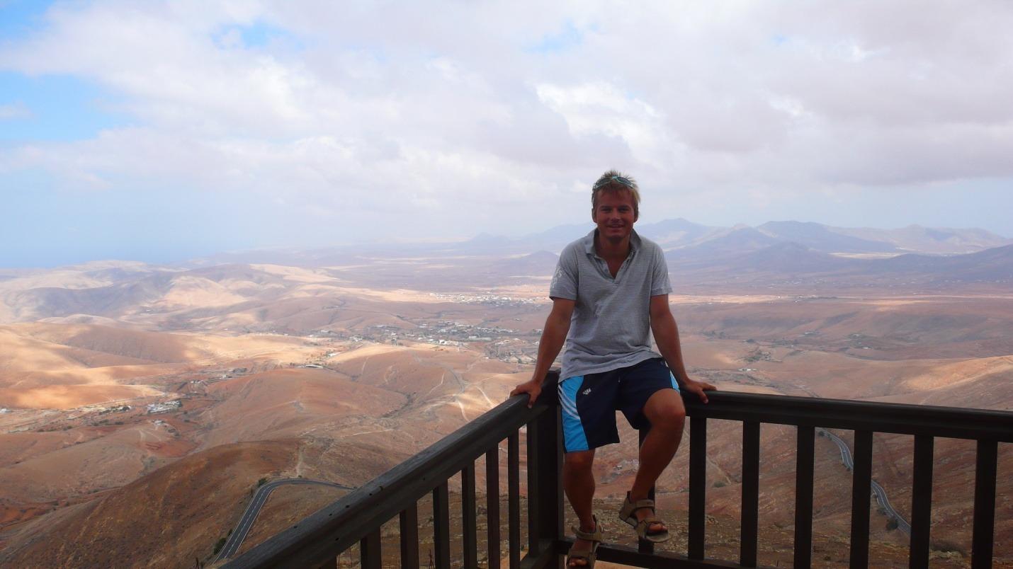 Fuerteventura-Mirador Morro Velosa-zdjęcia, atrakcje