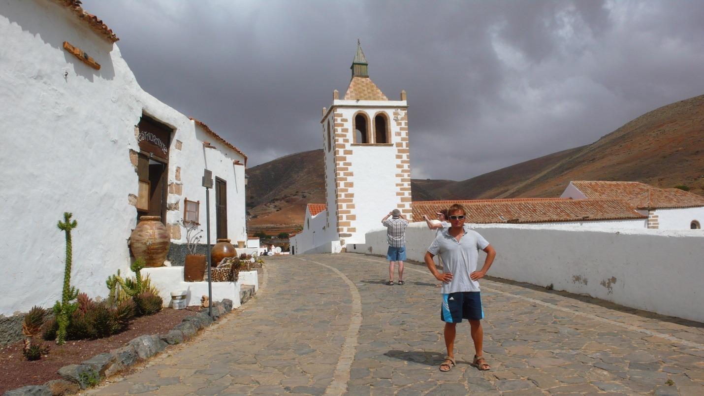 Fuerteventura - Betancuria - zdjęcia, atrakcje