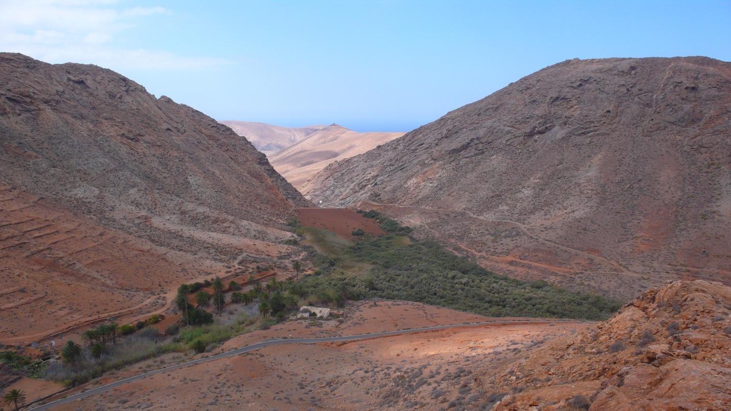 Fuerteventura-Mirador de Las Penitas-zdjęcia, atrakcje