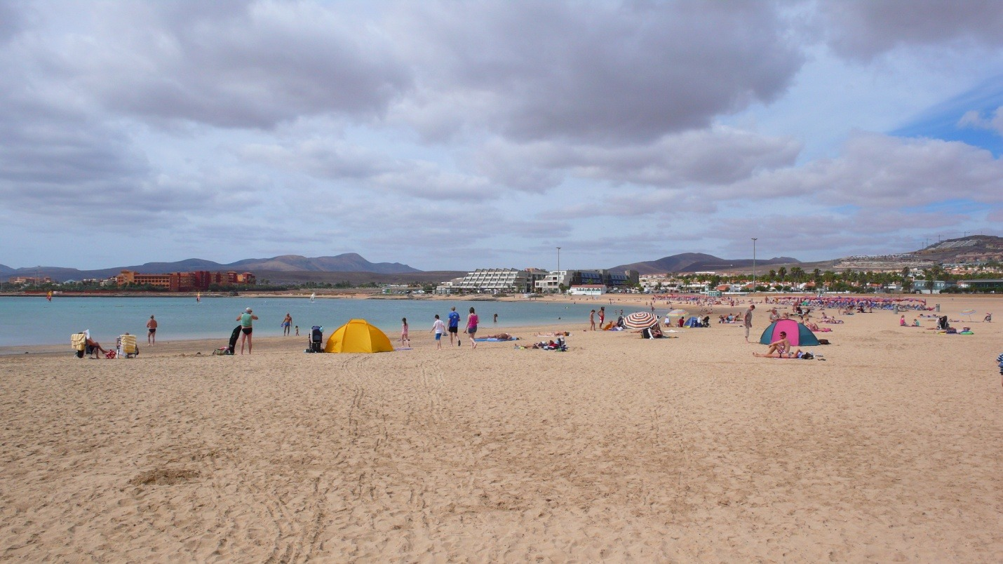 Fuerteventura - Costa Caleta - zdjęcia, atrakcje