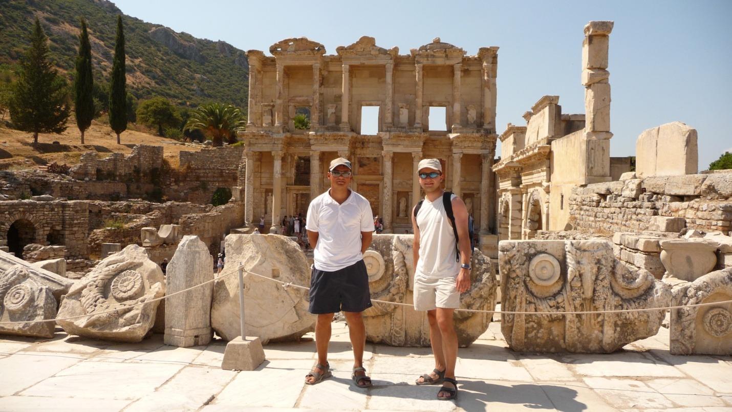 Turcja - Efez - zdjęcia, atrakcje