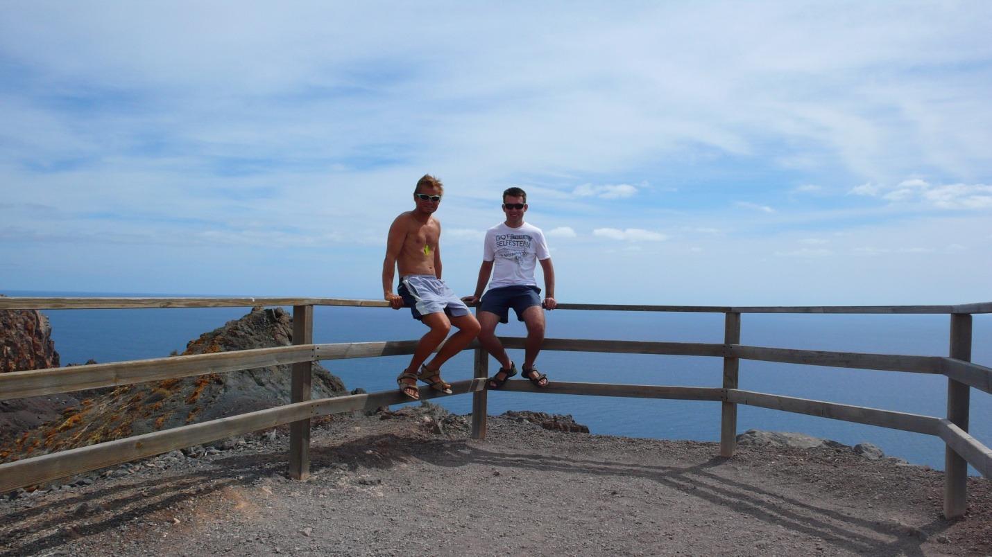 Fuerteventura-Faro de la Entallada-zdjęcia, atrakcje