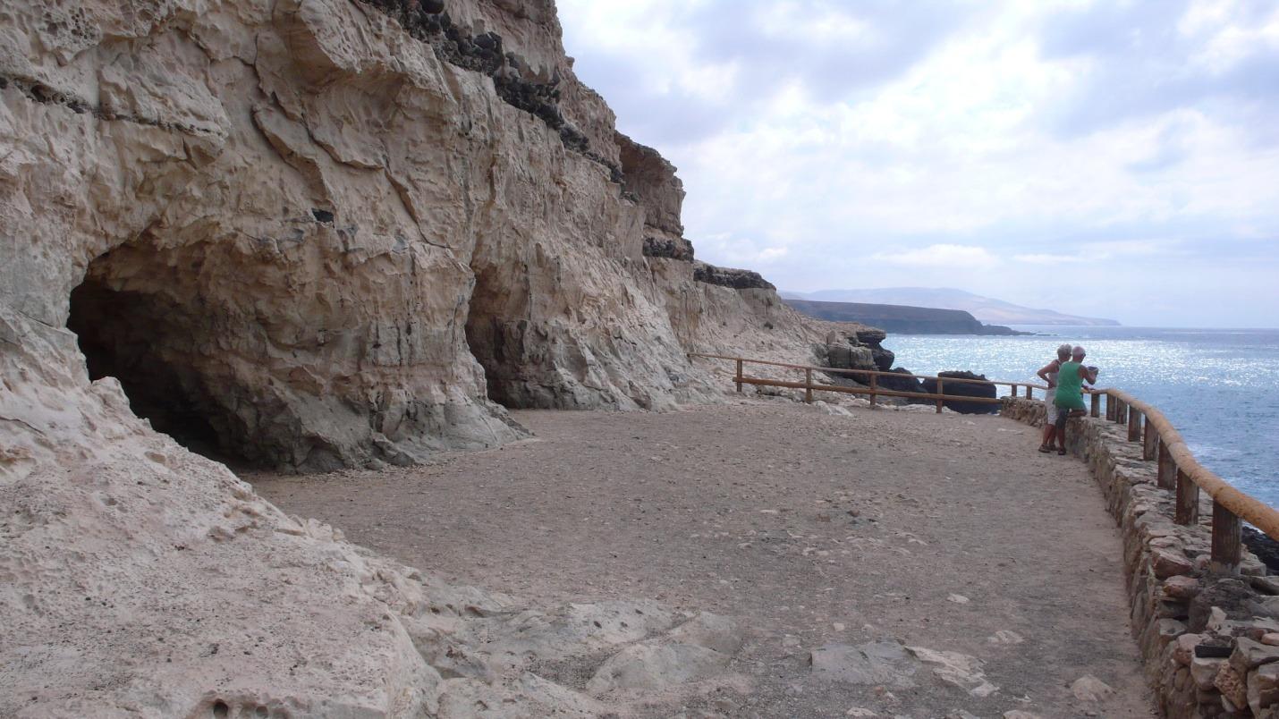 Fuerteventura - Ajuy - zdjęcia, atrakcje