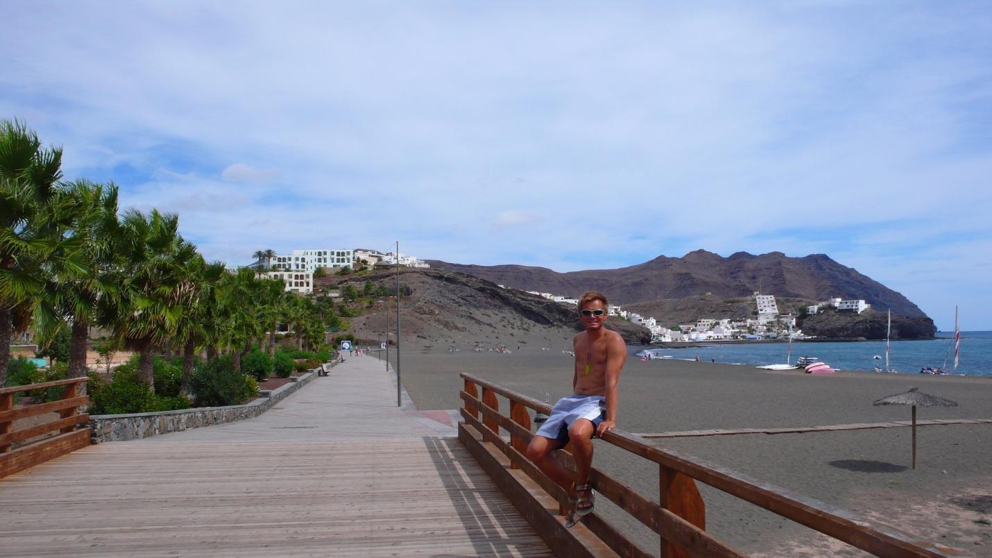 Fuerteventura-Las Playitas-zdjęcia, atrakcje