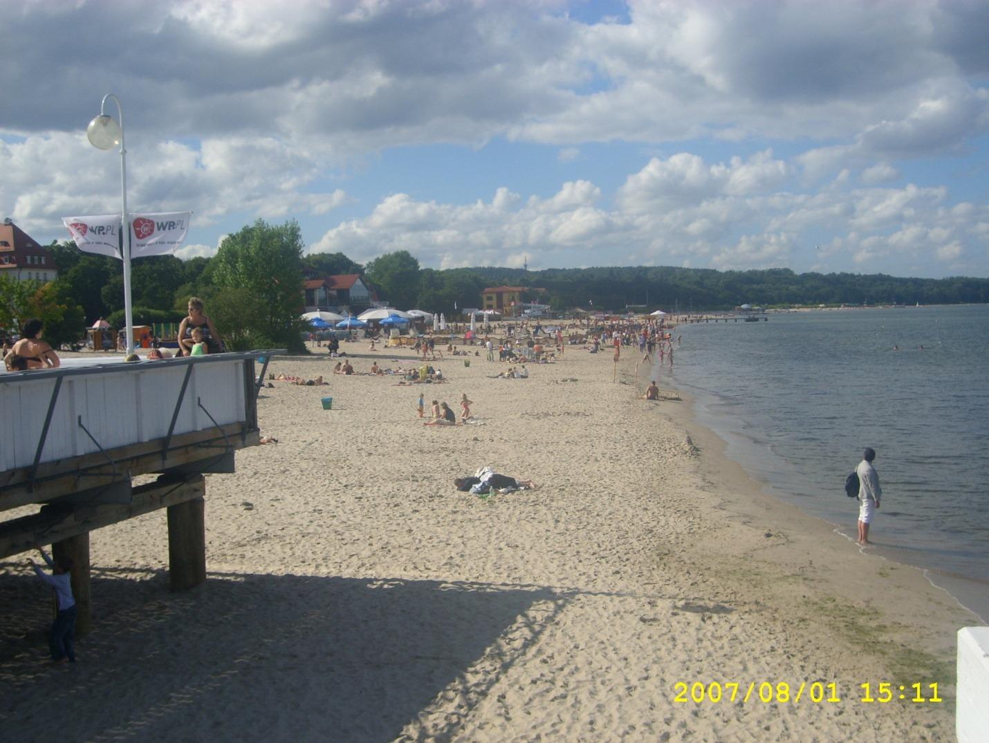 Półwysep Helski - Sopot - zdjęcia, atrakcje