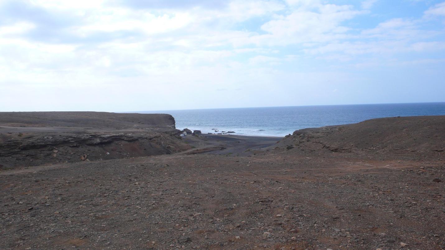 Fuerteventura-Playa de Garcey-zdjęcia,atrakcje
