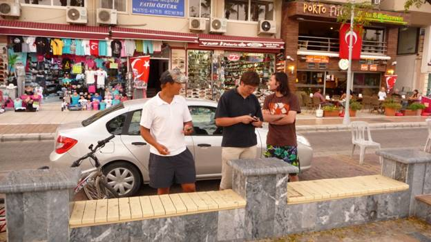 Alacati - Marmaris - zdjęcia, atrakcje