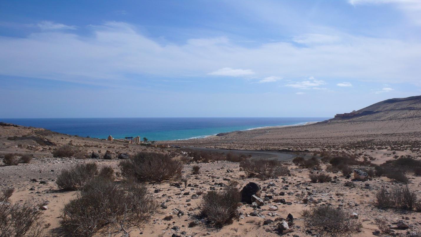 Fuerteventura - Faro de Jandia - zdjęcia, atrakcje