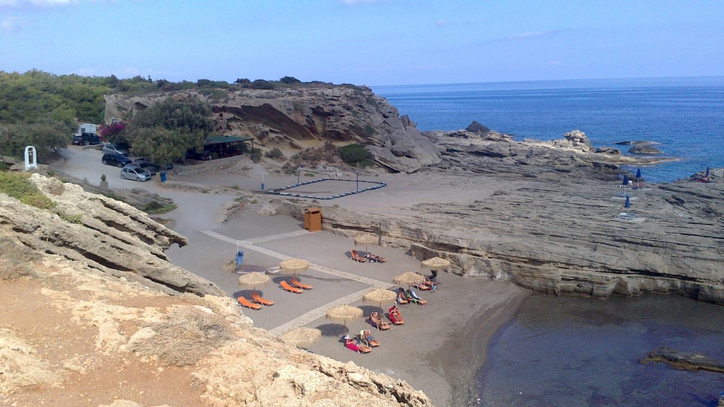 Rodos - Oasis Tassos Nicolas Beach - zdjęcia, atrakcje