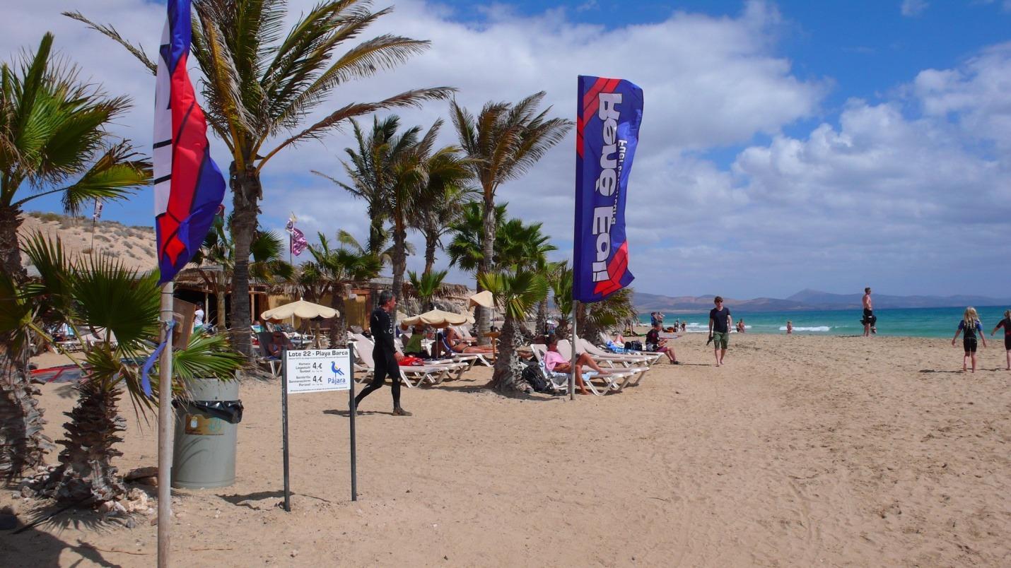 Fuerteventura - Playa de Sotavento - zdjęcia, atrakcje