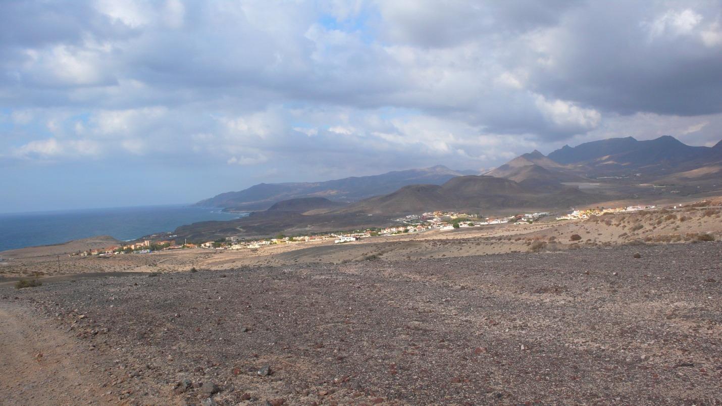 Fuerteventura - La Pared - zdjęcia, atrakcje