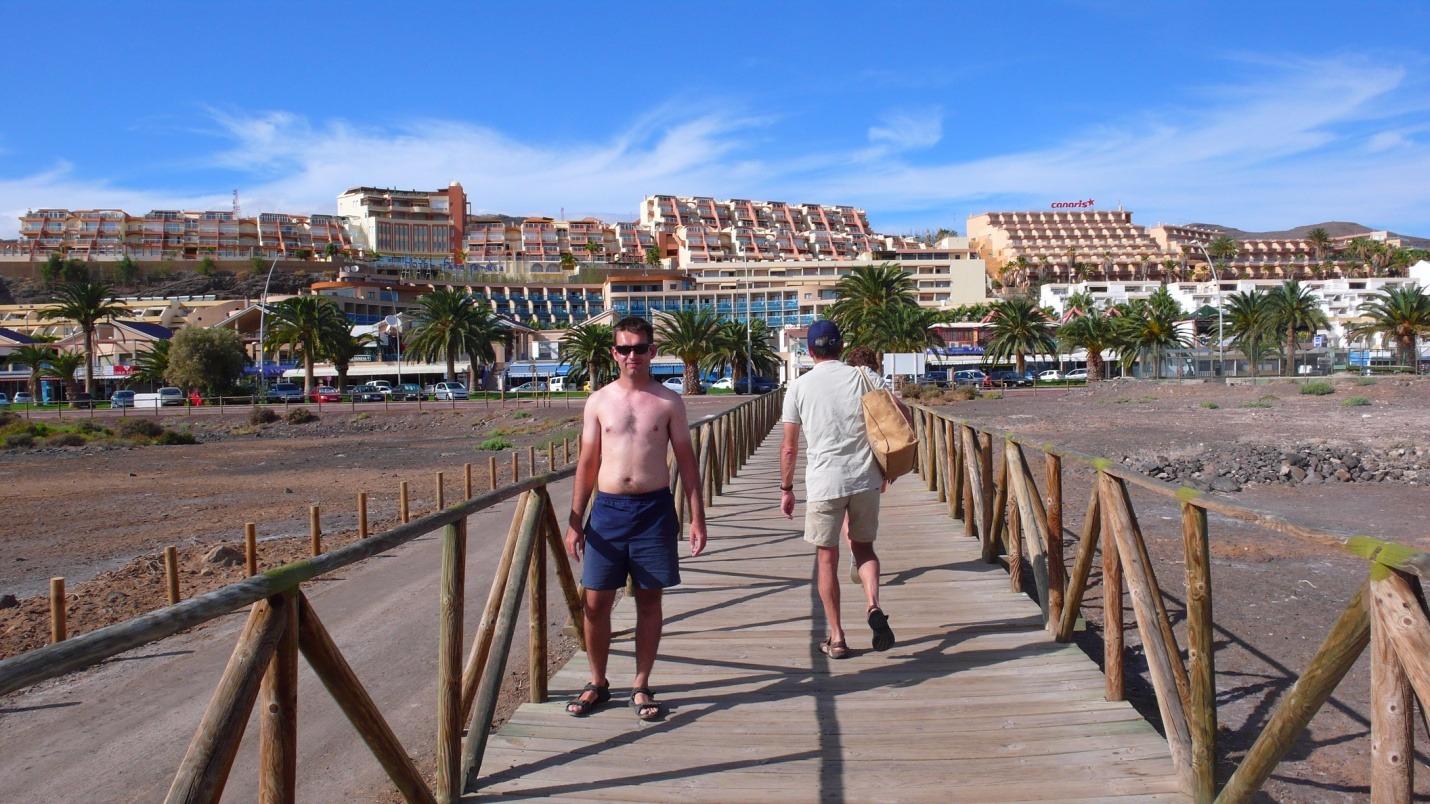Fuerteventura - Morro Jable - zdjęcia, atrakcje