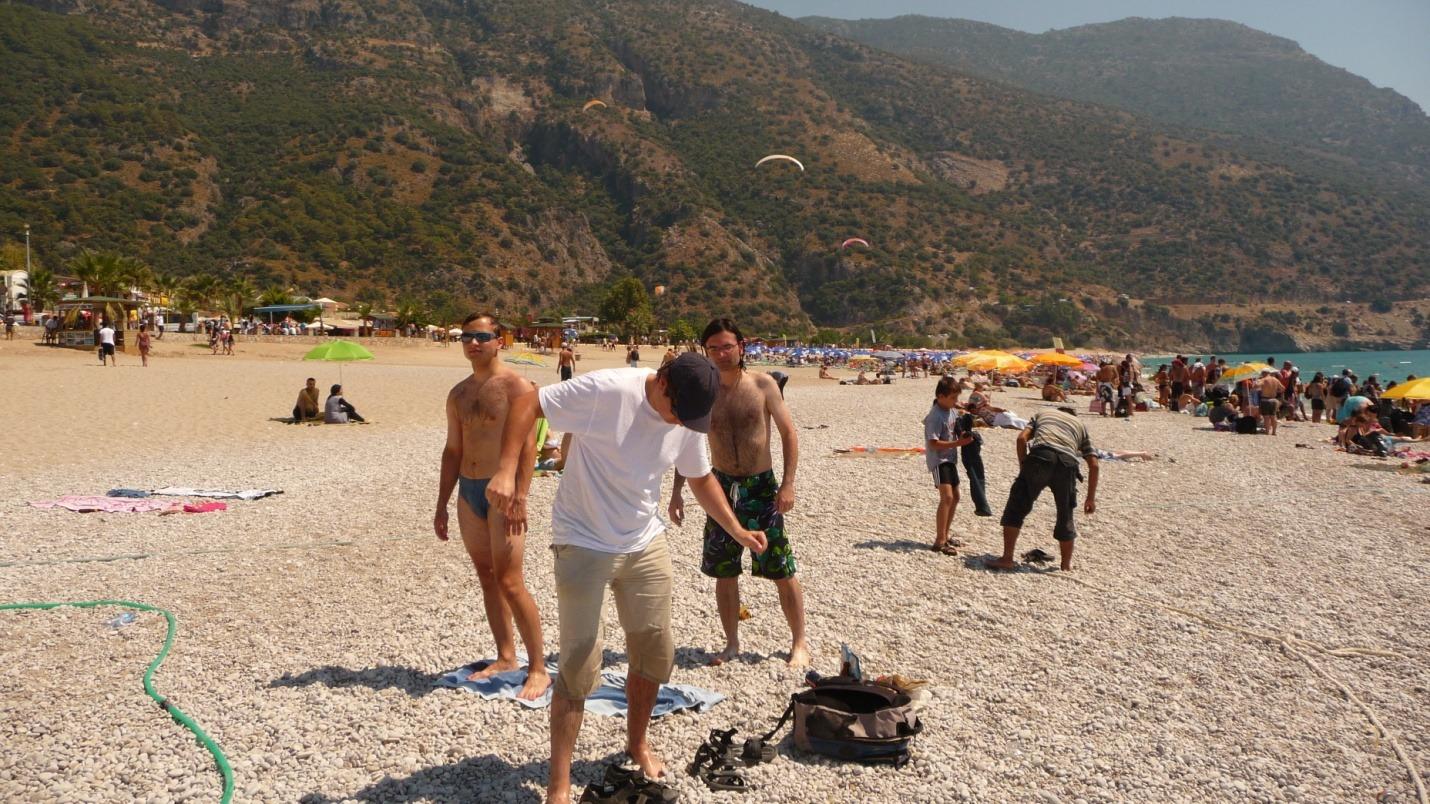 Bliski Wschód - Turcja - przewodnik-zdjęcia-atrakcje turystyczne