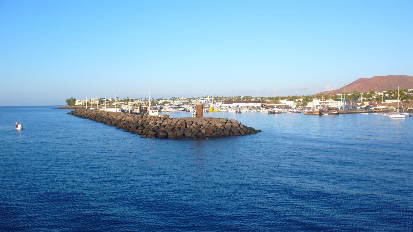 Lanzarote - Playa Blanca - zdjęcia, atrakcje