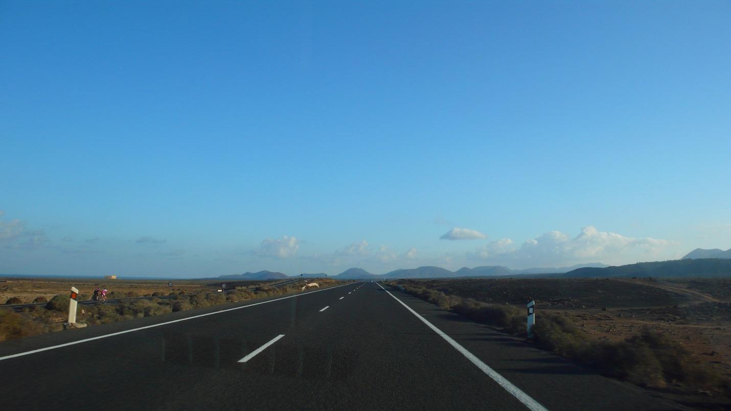 Lanzarote - Salinas de Janubio - zdjęcia, atrakcje