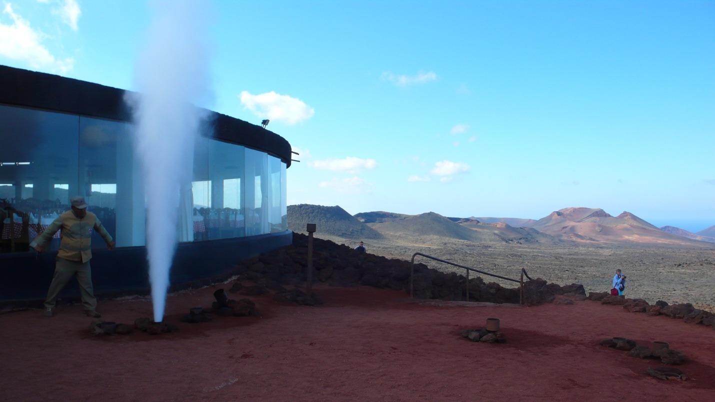 Lanzarote - Park Narodowy Timanfaya - zdjęcia, atrakcje