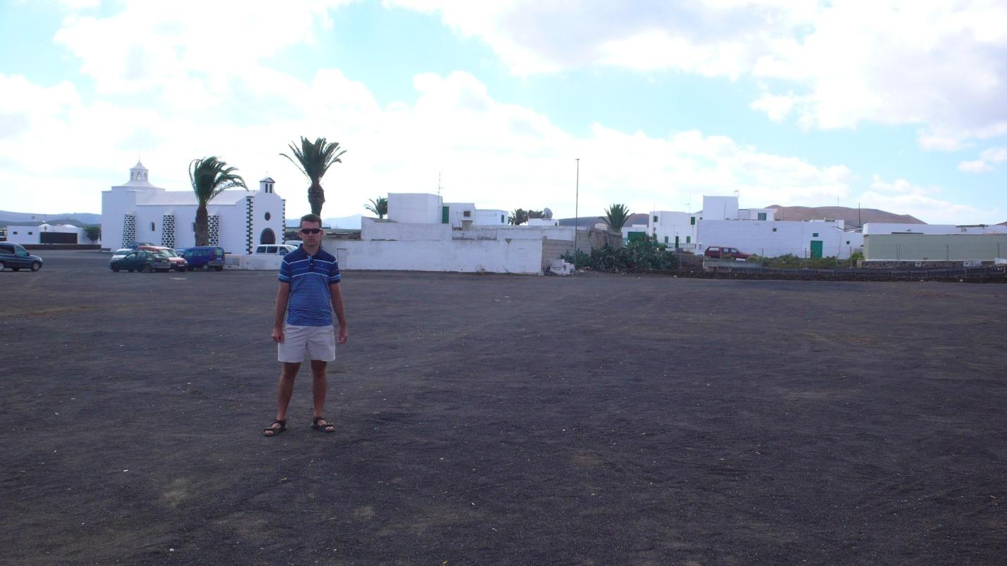 Lanzarote - Mancha Blanca - zdjęcia, atrakcje