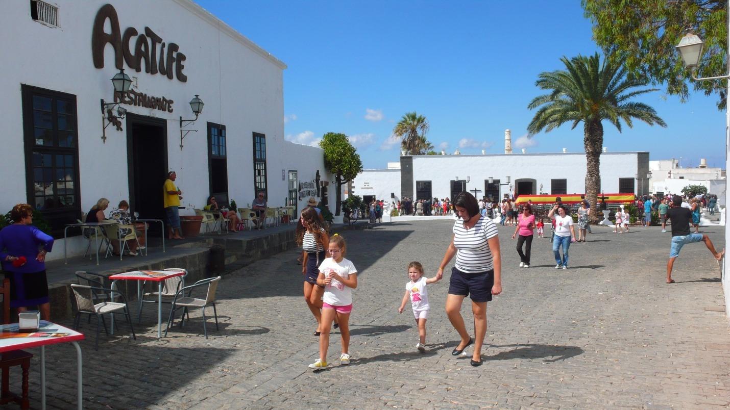 Lanzarote - Teguise - zdjęcia, atrakcje