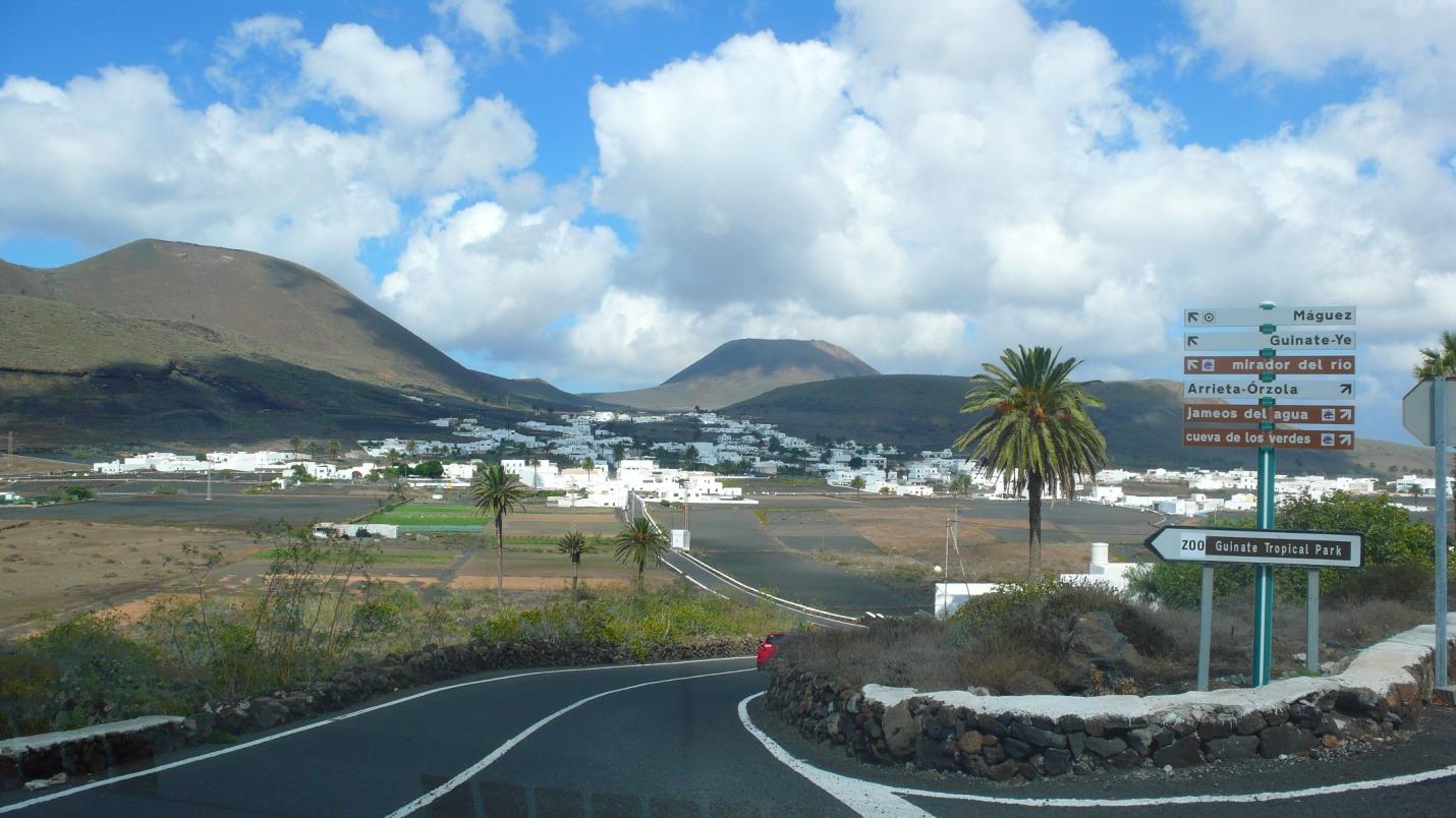 Lanzarote - La Geria - zdjęcia, atrakcje