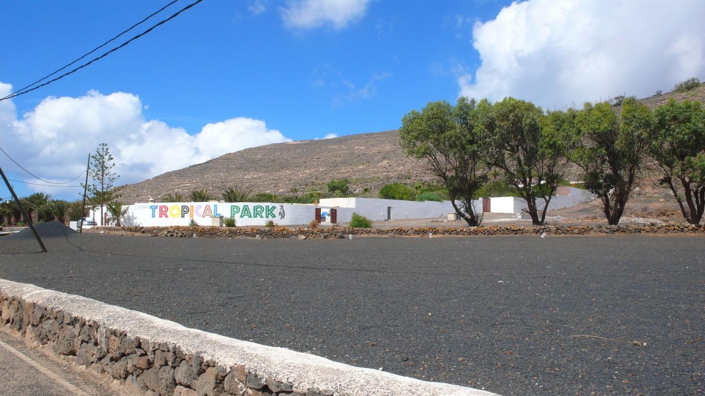 Lanzarote - Tropical Park - zdjęcia, atrakcje
