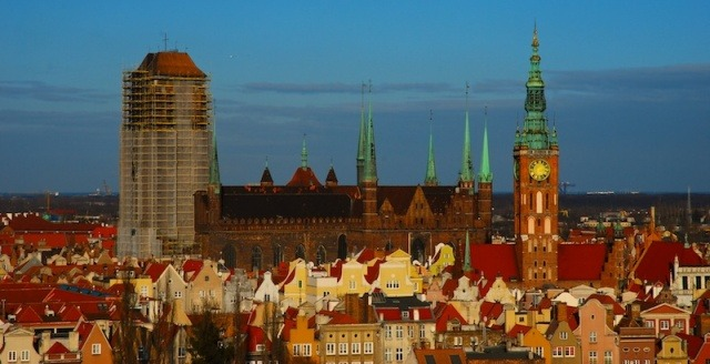 Półwysep Helski - Gdańsk - zdjęcia, atrakcje