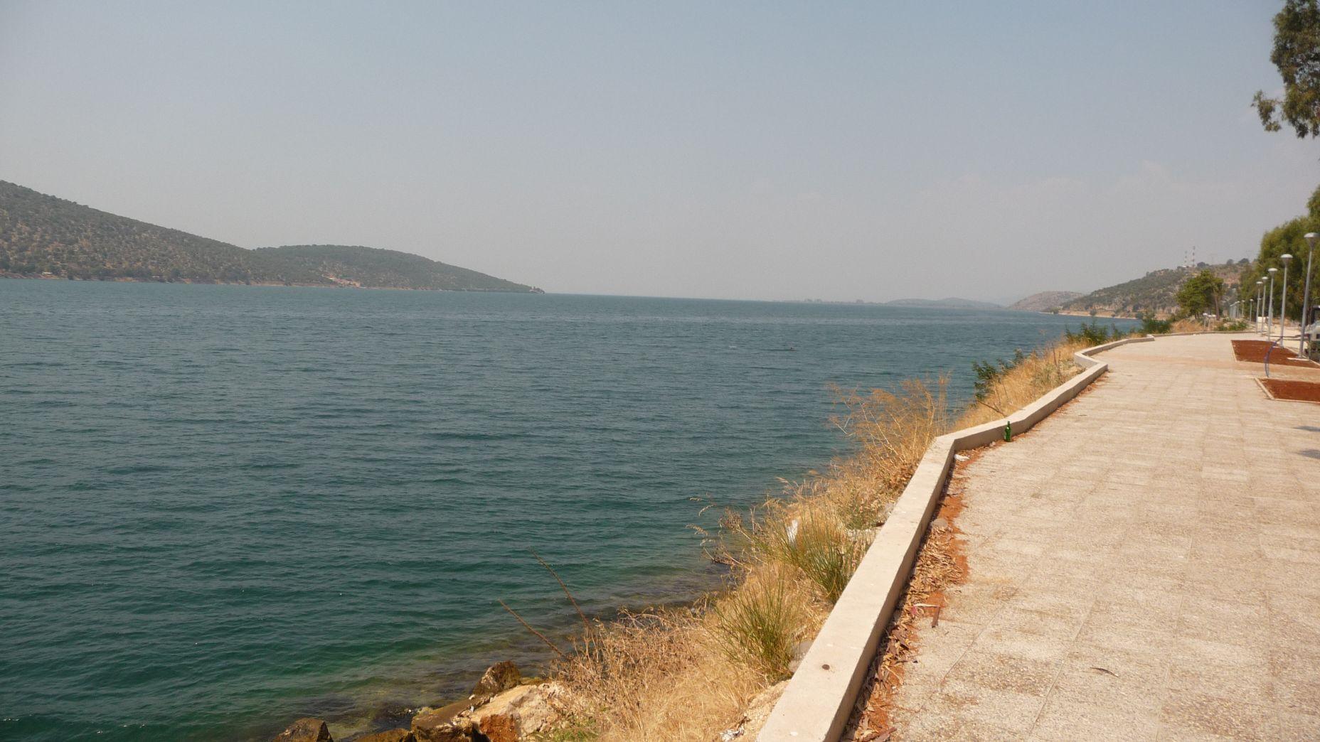 Grecja - Zatoka Ambrakijska - zdjęcia, atrakcje