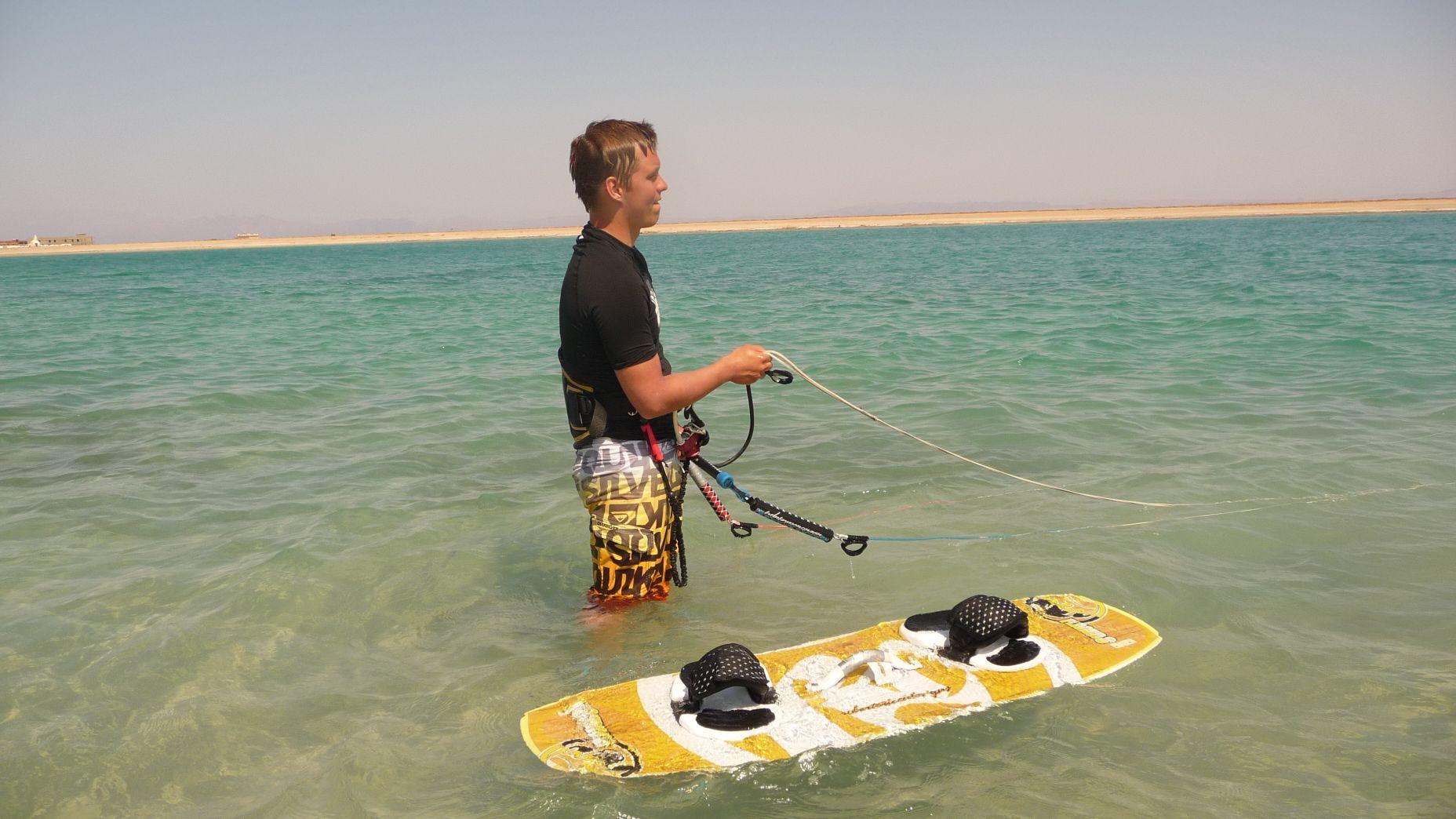 Dahab - Kite laguna - zdjęcia, atrakcje