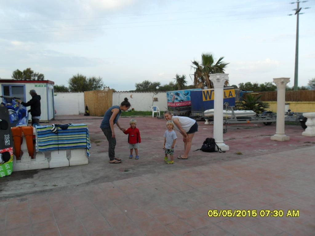Sardynia - Punta Trettu - zdjęcia, atrakcje