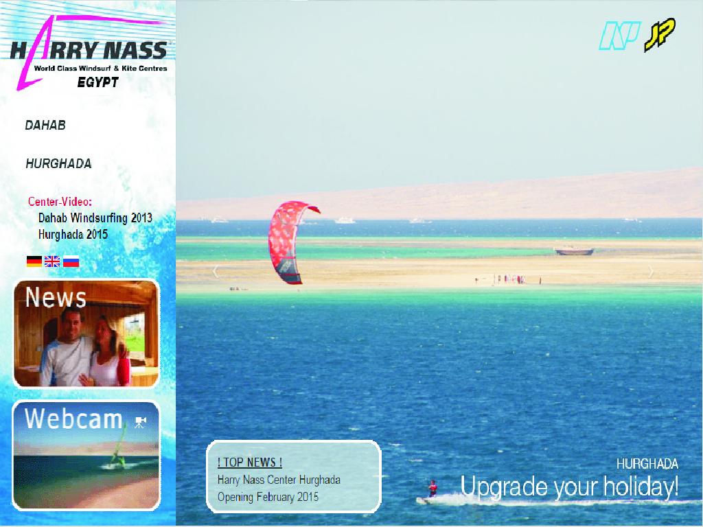 dahab szkoła windsurfing kitesurfing