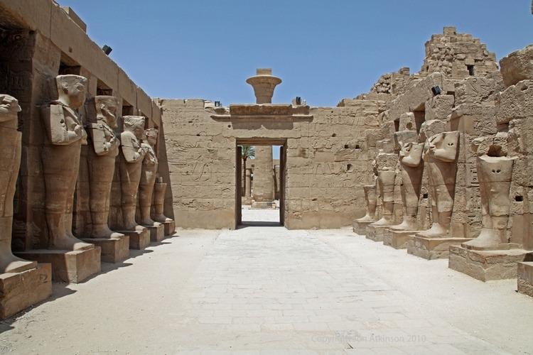 Soma Bay - Karnak - zdjęcia, atrakcje