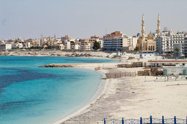 Soma Bay - Aleksandria - zdjęcia, atrakcje - biuro podróży