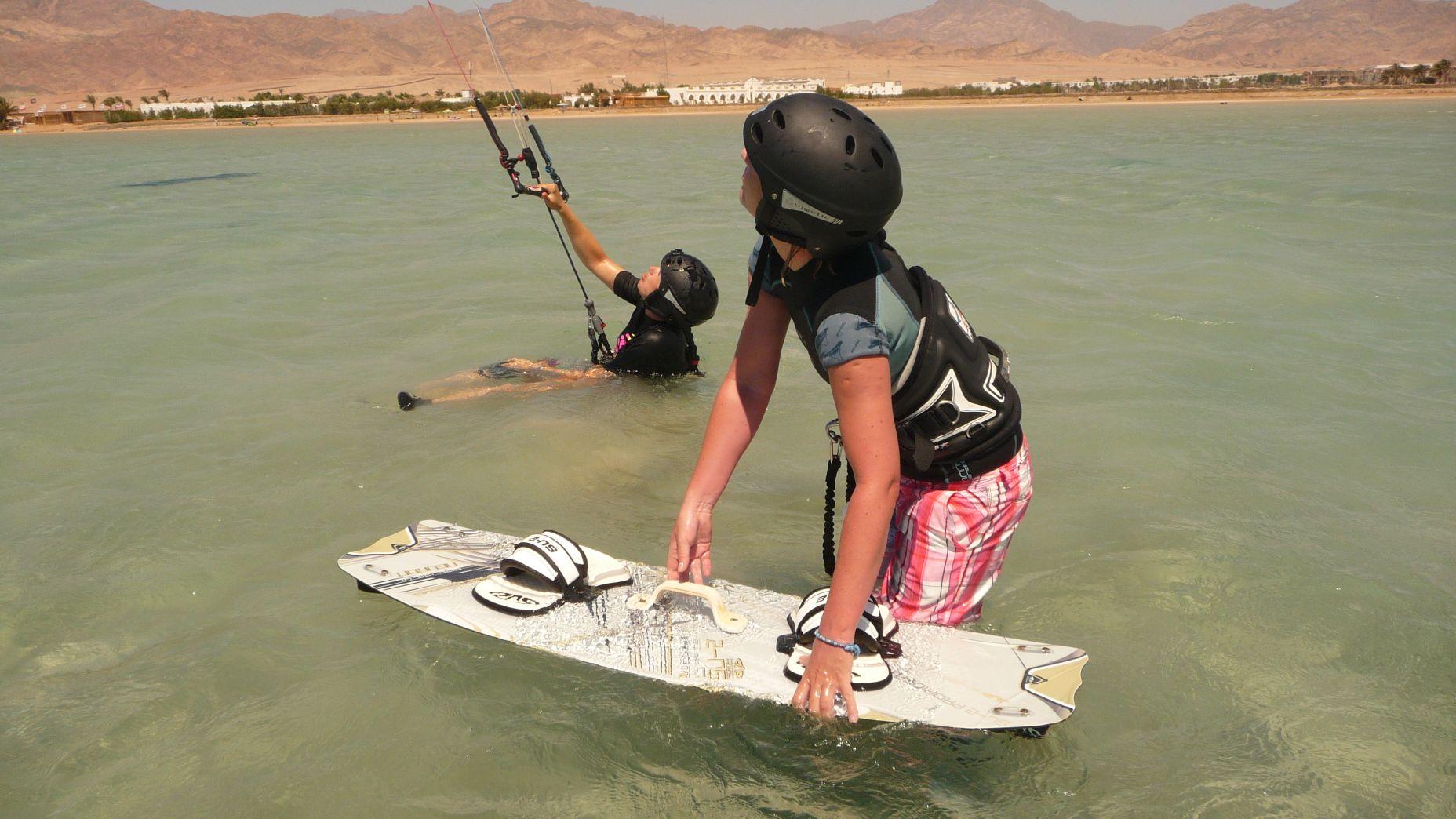 Nauka szkolenie windsurfing kitesurfing wyjazdy
