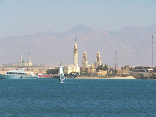 Egipt - Dahab - zdjęcia, atrakcje turystyczne