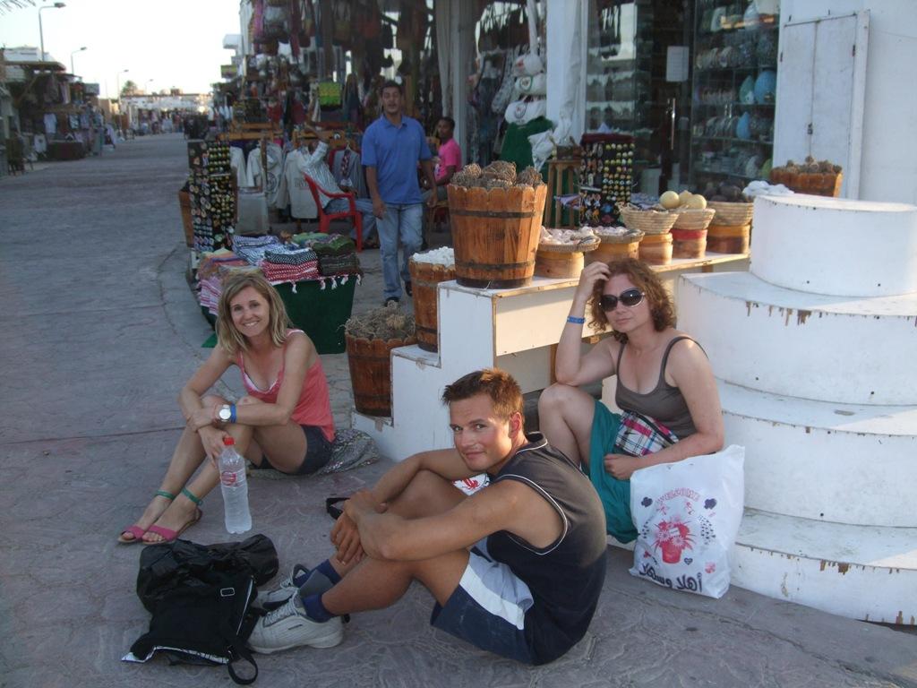 wakacje w Dahabie