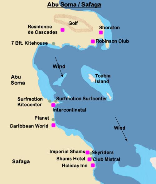 wyjazdy windsurfing kitesurfing soma bay