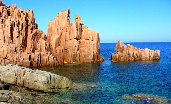 Włochy - Sardynia - zdjęcia, atrakcje turystyczne