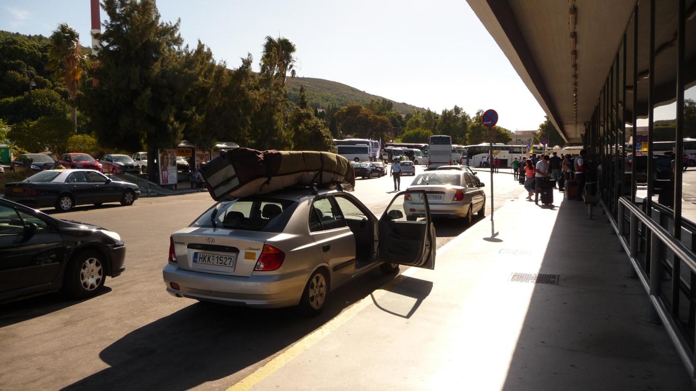 Rodos - Prasonisi - zdjęcia, atrakcje turystyczne