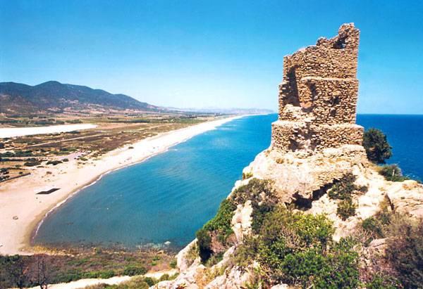 Włochy - Sardynia - zdjęcia, atrakcje turystyczne wyspy