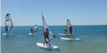 Szkolenie windsurfingowe w Soma Bay - Windsurfing lessons in Soma Bay Egypt